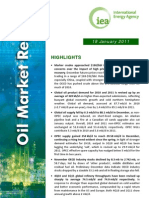 20101801 IEA - Oil Market Report