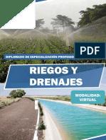 RIEGOS Y DRENAJES