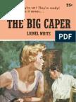 The Big Caper - Lionel White
