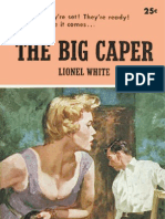The Big Caper - Lionel White
