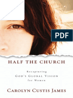 Half the Church by Carolyn Custis James, Excerpt