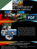 EMPRESAS COMERCIALES DE INFORMACIÓN TURISTICA