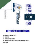 Bishop Montgomery Defense (Coaches Copy)