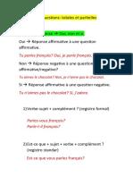 Frances ESO Les Questions