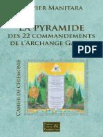 PDF Ceremonie Essenienne La Pyramide Des 22 Commandements de l Archange Gabriel
