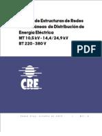 MANUAL DE INSTALACION SUBTERRANEA EN MT Y BT  CRE LTDA 2010