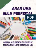 E-Book Aula Perfeita