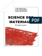 Science Des Materiaux Tome