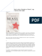 brasil entreo passado e futuro