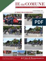 Notizie Dal Comune di Borgomanero del 28-05-2021