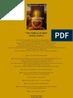 The TEMPLE of MEN - Novel Parts - Miguel Martins de Menezes - Sample