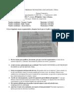 TAREA 7, G 015 Ensayo argument, Esp 189. (1) RN
