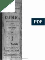 Doutrina Católica - Manual de Instrução Religiosa Parte II - Moral e Mandamentos - de a Boulenger