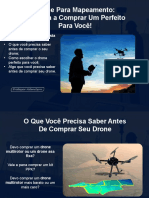 Aprenda a Comprar Drone Para Mapeamento