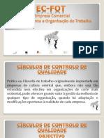 EC-FOT Circulos de Controlo de Qualidade