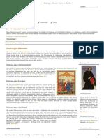 Kleidung im Mittelalter – Leben im Mittelalter