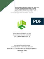 Proyecto Pedagogico Manuel German