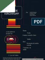 Exposicion Leyes de Kirchoff
