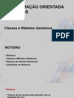 Aula 07 Semana 04 Classes Metodos Genericos.pptx REVISADO