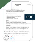 Mathematik - Eintrag - Zufallsexperimente - Definition und Wahrscheinlichkeitsbegriffe