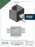 Isometricos Cajas de Inspeccion