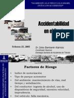Accidentabilidad en el Peru
