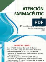 Clase 1 Atencion farmaceutica