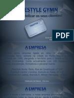Fidelização de Clientes - Elsa Cruz