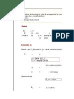 EJERCICIOS Diseño de Canales y Cauces Sin Arrastre GRUPO 7 (2)