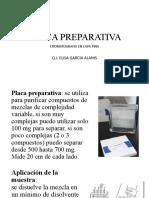 TEMA 4 Placa Preparativa