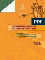Caracterizacao Da Rede da EDM - 2010
