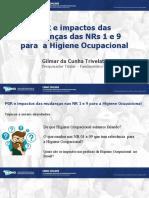 PGR e Impactos das Mudanças das NR's1 e 9 para a Higiene Ocupacional.pptx