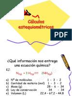 III. Calculos Estequiometricos