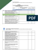 Чек-лист. Документы и сведения, подтверждающие соответствие лаборатории критериям аккредитации