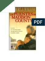 Waller Robert J. - Los Puentes de Madison County