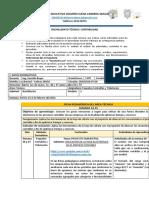 BACHILLERATO TÉCNICO FICHA TÉCNICA-1ERO BTE - PAQUETES CONTABLES Y TRIBUTACIÓN - SEMANA 36-37