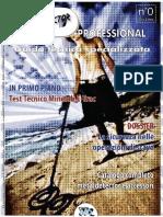 MD Professional n°0 (rivista metal detector)