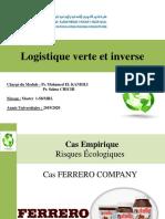 LVI-Cas Nutella-Risques écologiques et non écologiques