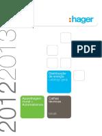 Catalogo Hager PT