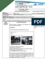 AER PROYECTO 7 SEGUNDOS FICHA  8  SEGUNDO QUIMESTRE exámen qui