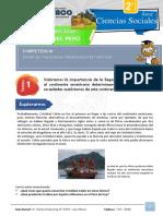 2° AÑO - HISTORIA DEL PERÚ - S1 - EL PROYECTO ESPAÑOL Y LOS VIAJES DE CRISTOBAL COLÓN