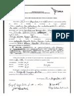 certificado banca