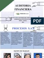 AUDITORIA FINANCIERA PRESENTACION