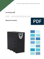 WEG-enterprise-10-40-kva-manual-do-usuario-pt
