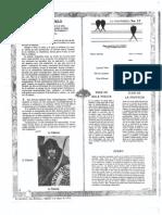 La Golondrina 17 Página literaria. Alfonso Quijada Urías