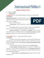 2º ano - Curso Direito - Caderno DIP - Direito Internacional