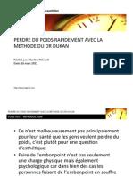 Perdre Du Poids Avec Le Dr Dukan