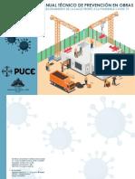 Manual Técnico de Prevención en Obras de Construcción- Aseguramiento de La Salud Frente a La Pandemia Covid 19
