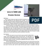 SWM LNB Review