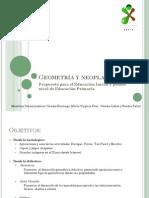 Geometría y neoplasticismo